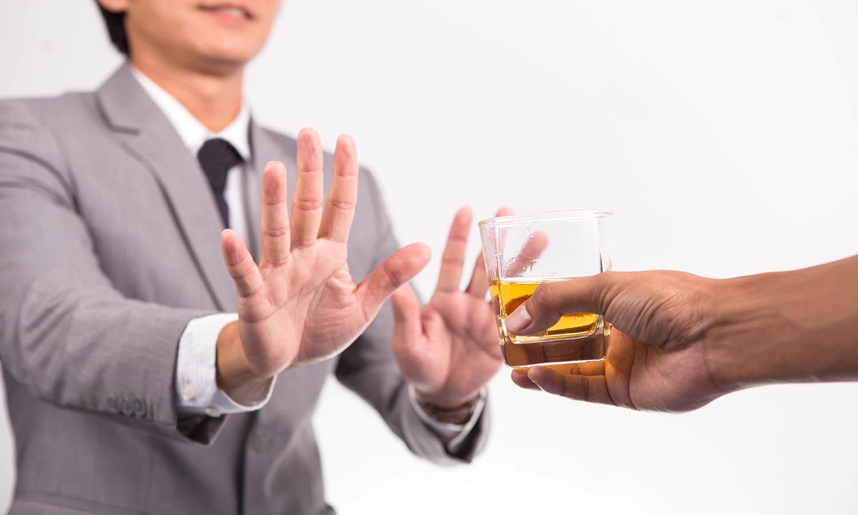 Quando evitar beber?